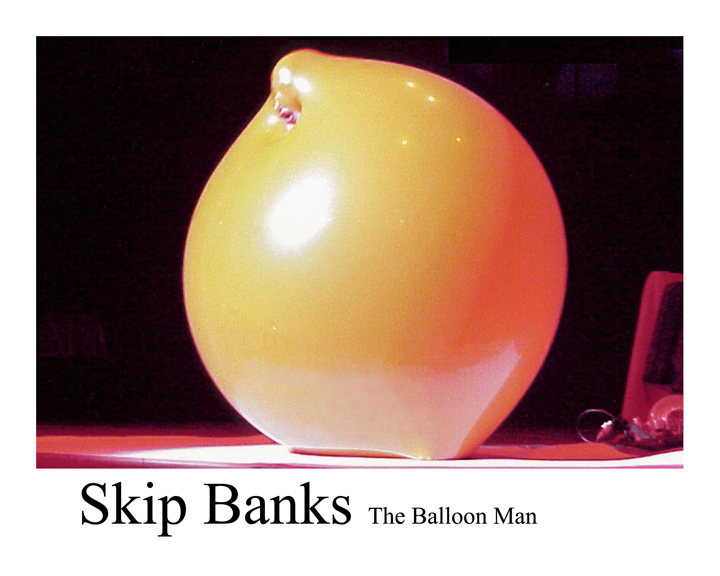Skip Banks - The Balloon Man